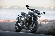 The stunning new Triumph Street Triple RS