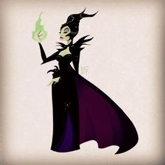 Maleficent, saw her in a dream also I thought she represented someone else but this woman means EVIL Maleficent Art, Sleeping Beauty Maleficent, Disney Sleeping Beauty, Malificent, Female Villains, Disney Villains, Baby Disney, Disney Love, Disney And Dreamworks
