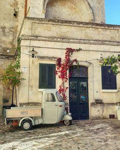 Matera, Italy – Sogno Italiano