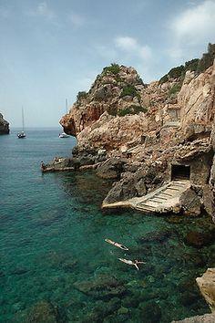 Nice Mediterranean cove