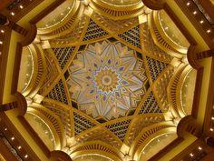 Emirates Palace Hotel Dome