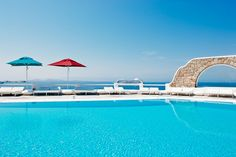 Welcome to one of the finest hotels in Mykonos! Kouros luxury boutique hotel and spa in mykonos town is situated close to the Tagoo Beach Mykonos Hotels, Destin Hotels, Mykonos Town, Beach Hotels, Top Hotels, Santorini, Romantic Weekend Breaks, Mykonos Island Greece, Places To Travel