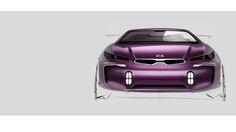 Kia Grandtour Concept on Behance