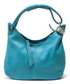 Another great find on #zulily! Ottanio Pebbled Leather Hobo by Carla Ferreri #zulilyfinds $119.99