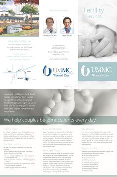 UMMC Women's Care - Fertility Services brochure (June 2015)