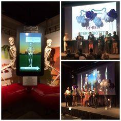 Op zaterdag 5 november is de exhibit van Platform Sterke Botten officieel geopend in CORPUS! De exhibit is de nieuwste toevoeging aan 'mijn CORPUS', het interactieve gedeelte na de 'reis door de mens'. De exhibit is gericht op kennis over jouw bot-gezondheid.