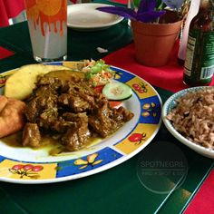 AMAZING and delicious food in Negril, Jamaica