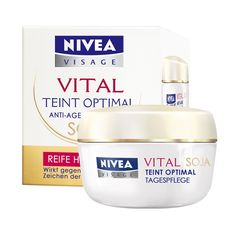 NIVEA TEINT OPTIMAL ANTI-AGE TAGESPFLEGE