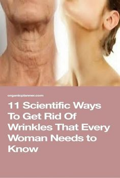 11 SCIENTIFIC WAYS TO GET RID OF WRINKLES THAT EVERY WOMAN NEEDS TO KNOW | Healthy Life Magic