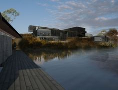 The Lodge on the Lake | Henry Stephens | Archinect