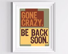 Need this. Lol! Sometimes we all need to go a little crazy for awhile.