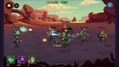 Avenger Legends is a Android Free-to-play, Role-Playing RPG, Multiplayer Game featuring a variety of PVE combat modes and heroes need deploying with smart strategy