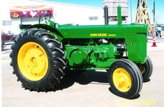 John Deere R Tractor