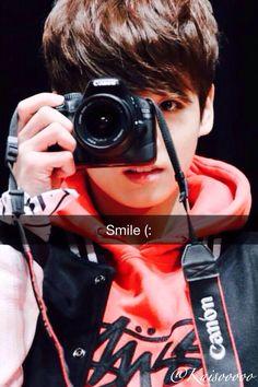 Smile for Jungkook (:       Admin T~
