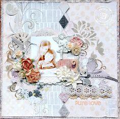 New Prima ROndelle collection-pure love - Scrapbook.com