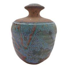 Lyman Pottery Shack California Studio Pottery Vase #MidCenturyModern