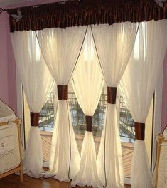 Great Window Curtains Ideas For Living Room Interior