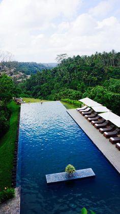 Design hotel in Bali