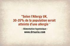 Photo 30% de la population souffre d'une allergie - drsuciu Allergies, Sans Gluten, Population, Movie Posters, Dairy, Food, Film Poster, Billboard, Film Posters