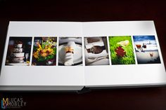 Wedding album design idea photoalbum