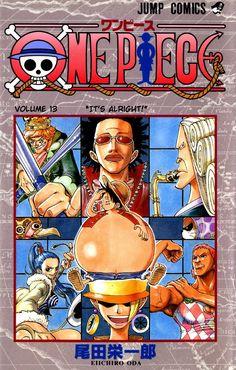 """""""One Piece"""" Volume 13"""
