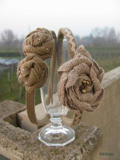 Quello che le mie mani sanno creare: VECCHIA maglia = NUOVI cerchielli