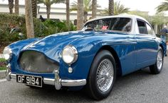 1957 Aston-Martin DB 2/4 Mk III
