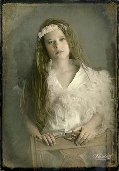 Miriam. Vintage portrait