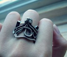 Inspiring image fashion, octopus, photography, ring #183403 - Resolution 500x336px - Find the image to your taste