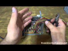 Segunda entrega de este tutorial en donde te explicamos como hacer una fuente de alimentación casera para tus experimentos de electricidad.