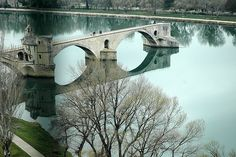 Looks like something out of a fairytale (Avignon, France) Aix En Provence, Ancient Ruins, Fairytale, Coastal, Destinations, To Go, Adventure, Country, City