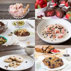 These simple, tasty recipes are healthier versions of favorite desserts, from chocolate pudding to cupcakes to ice cream to quick breads.