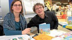 """Marie-Paule Cadieu et Christophe Lazé sont attendus au salon """"Livres d'(h)ivers""""#2 (édition 2016)"""