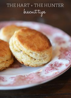 8 Tips for a Perfect Biscuit