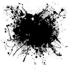 Similar vectors to 5398288 Black ink splatter Paint Splash Background, Black Colour Background, Brush Background, Blur Photo Background, Textured Background, Desktop Background Pictures, Studio Background Images, Light Background Images, Drip Art