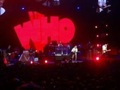 The Who @ Bell Centre - November 2012