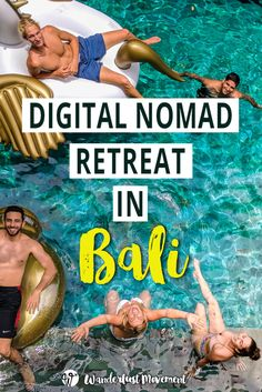Want to know what it's like to spend a month in paradise on a digital nomad retreat? Here's my review of PACK's Bali trip and what you can expect. | Wanderlust Movement