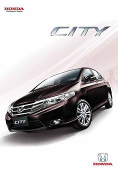 Honda City Mk5 Middle East Brochure 2012