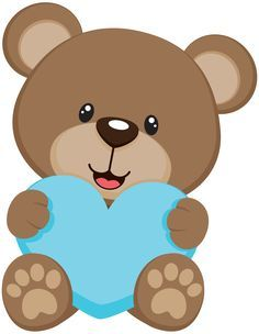teddy bear clipart school clipart teddy bear plush baby bear 2 rh pinterest com free baby bear clipart baby teddy bear clipart