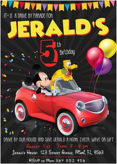 #birthdayinvitation #BIRTHDAYINVITE #BIRTHDAYPARTY #birthdayprintable #BoyBirthday #boyinvitation #DriveByparadebirthday #DriveByparadedecoration #DriveByparadeinvitation #mickeymouse #mickeymousebirthday #MickeyMouseInvitation #mickeymouseinvite #mickeymouseparty #mickeymouseprintable