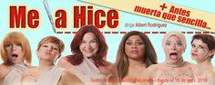 No te peirdas esta comedia de enredos presentándose el 23, 24 y 25 de septiembre en el Teatro Braulio Castillo en Bayamón. Boletos + Info en Ticket Center bit.ly/MeLaHice