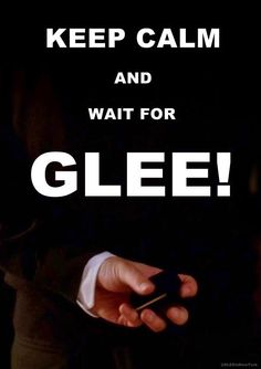 Glee season 5! Im ready but not ready at the same time... It's going to be so different without Cory.. I miss him so much <3
