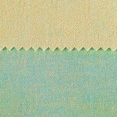 ANICHINI Fabrics | Janus Light Gold 16 Residential Fabric - a blue double faced linen fabric