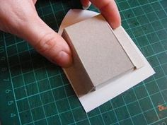 Matchbox with doors