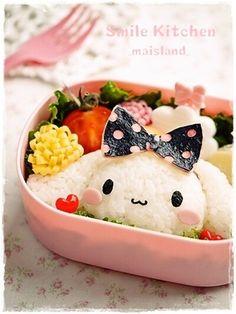 Cinnamoroll Bento Box    #cinnamoroll #sanrio #bento #food