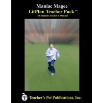 maniac magee themes wordle multi genre author project jerry litplan teacher pack for maniac magee complete unit of study open and teach