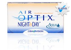 Air Optix Night & Day Aqua Contact Lenses | 1-800 CONTACTS . . . . . $57.99/box when you buy 4 boxes (Annual Supply) after rebate