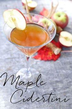 Maple-Cidertini