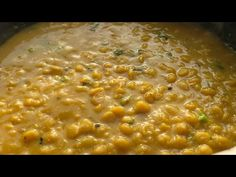 How to make tasty daal Indiana, Daal, Cheeseburger Chowder, Easy Meals, Tasty, Asian, Vegetables, Curry Food, Homemade Curry