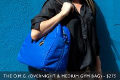 overnight bag - have read this is excellent
